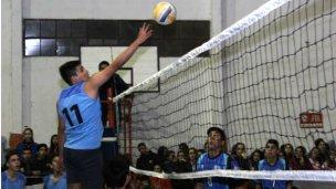 Cerraron las finales provinciales de vóleibol de los Juegos Evita