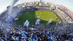 """Por las eliminatorias, Argentina podrá jugar como local en la """"bombonera"""""""