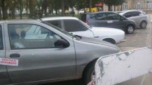 Fueron 12 los vehículos retenidos por alcoholemia