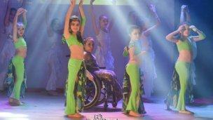 Inclusión en la danza: el trabajo de Laura en Nariman