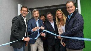 Tras inversión de 27 millones, inauguraron obras de hábitat en Viale