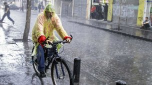 En 48 horas, las lluvias alcanzarían los 100 milímetros