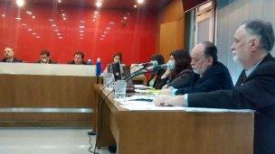 La Fiscalía pidió 3 años de prisión condicional para ex ministros de Montiel