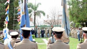 La Prefectura de Zona Bajo Uruguay cumplió 100 años