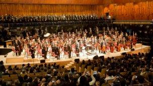 La Orquesta Sinfónica Nacional  actuará en la Basílica Inmaculada