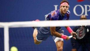 Del Potro cayó ante Nadal y se despidió del US Open