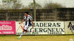 Joaquín Cabral fue sancionado por 4 fechas