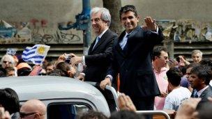 Envuelto en caso de corrupción, renunció el vicepresidente de Uruguay