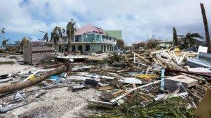Tras Irma, el Caribe tardará años en recuperarse