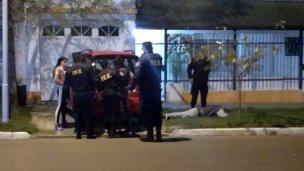Otra vez: Peleas y detenidos a pocos metros del desfile de carrozas