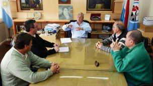 Iluminarán el acceso a Concepción del Uruguay