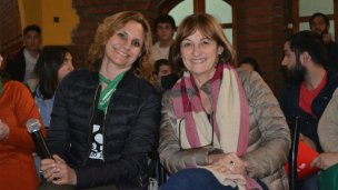 Verónica Magni disertó en un encuentro nacional de feminismo