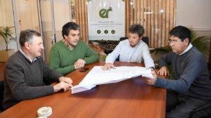 La escuela Nº 79 de Basavilbaso tendrá gas natural