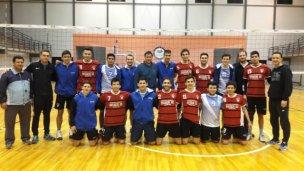 Voley: Rivadavia B y Almafuerte son punteros