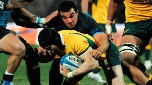 Rugby Championship: Los Pumas no pudieron con Australia