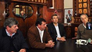 Enersa prometió más energía para Colón