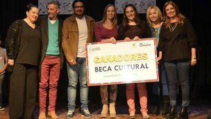"""""""Becario en Escena"""" pasó por Colón"""
