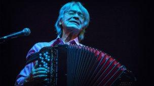 El acordeonista Raúl Barboza dictará un seminario de chamamé