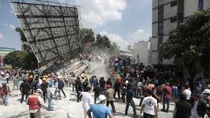 Terremoto en México: