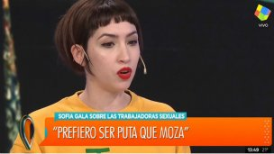 La UTHGRA repudió los dichos de Sofía Gala en Intrusos