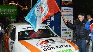 La novena fecha del Rally Argentino se correrá en la Histórica