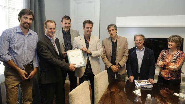 Concordia recibirá crédito de 45 millones gestionados por Provincia