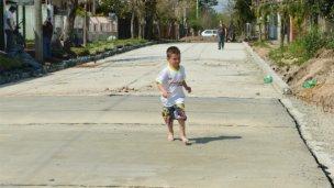 ¿Cuál es el estado del Plan Habitat en el Barrio La Concepción?