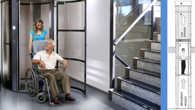 Los ascensores fabricados en Entre Ríos, que impactaron al ministro
