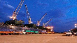La glicerina llegará al mundo a través del puerto de La Histórica