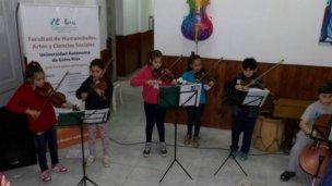La Escuela de Música cumple 38 años
