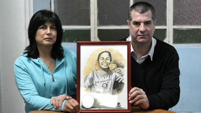 Medio nacional refleja la vida de los García tras la muerte de Micaela