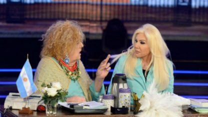 Gasalla deja el programa de Susana Giménez