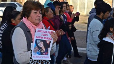 Sigue la búsqueda legal del asesino de Gisela López