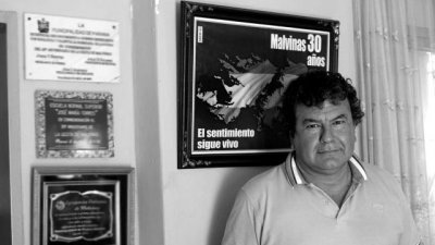 Después de 35 años, entrerriano volverá a pisar las Islas Malvinas