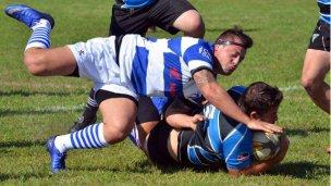 El Clausura de rugby detuvo su marcha