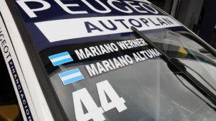 Werner, segundo en la previa de los 200 kilómetros
