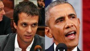 Cresto viajará para escuchar a Obama
