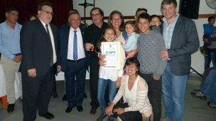 Inauguraron 56 nuevas viviendas en Chajarí y Federación