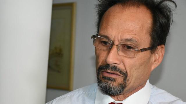 Jorge Amílcar García.