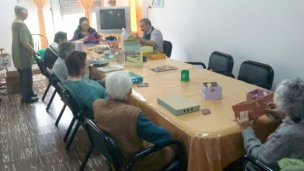En medio de su peor momento, el hogar de ancianos recibió un aporte provincial