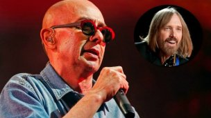 El Indio Solari despidió a Tom Petty