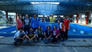Nadadores de Regatas, ganadores en la Liga Máster