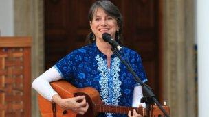 Desde Venezuela, Cecilia Todd llega a Villa Elisa