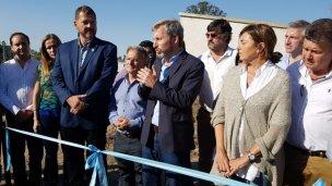 """Provincialización de la represa: """"Es una idea que hay que debatir"""" dijo Frigerio"""