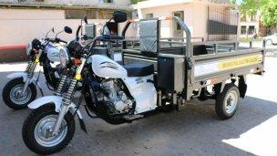Nuevas motos cargas