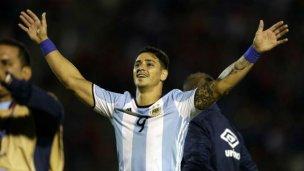 Con un entrerriano, Argentina ya le ganó a Ecuador