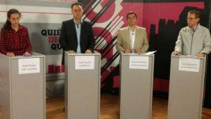 Debate electoral: ¿Qué opinan los candidatos de Entre Ríos?