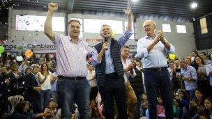 """Macri llamó a los entrerrianos a sumarse para """"cambiar la historia"""""""