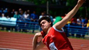 El entrerriano que asoma en los Juegos Olímpicos de la Juventud