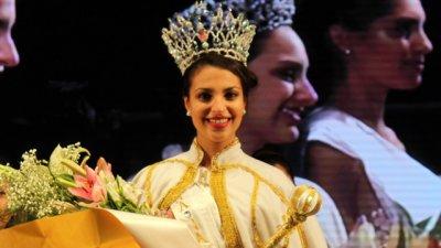 Karina es la nueva Reina Nacional de la Colonización